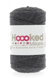 Hoooked Eco Barbante  - Basalt - 200g