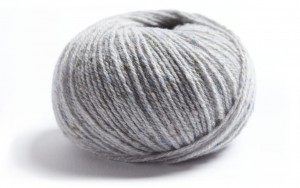 Lamana Como Tweed - light grey - 42