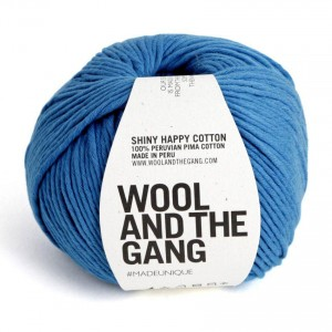 WATG - Shinny Happy Cotton - Vintage Blue