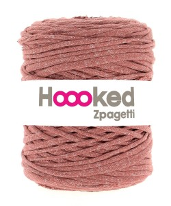 Hoooked Zpagetti  - marsh red