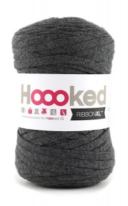 Hoooked RibbonXL - Charcoal Anthracite