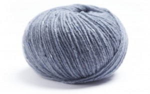 Lamana Como Tweed - ice blue - 54