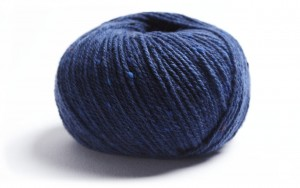 Lamana Como Tweed - night blue - 53